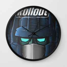 ROLLOUT Wall Clock