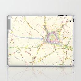 Neuron, brain cell. Laptop & iPad Skin