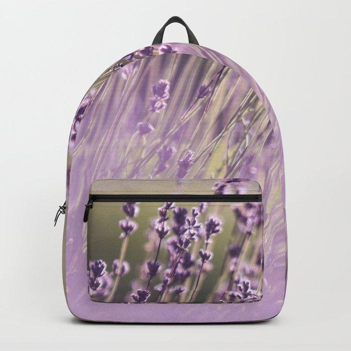 Spring Purple II Backpack