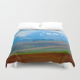 Reviersonderend Berge Friday 13th Duvet Cover