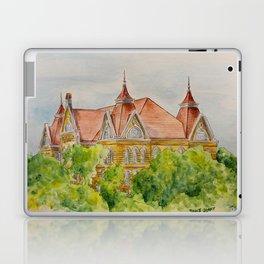 Texas State (SWT) University Old Main Building, San Marcos, TX Laptop & iPad Skin