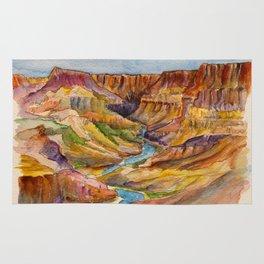 Grand Canyon National Park Rug