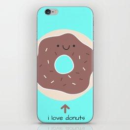 Donuts iPhone Skin