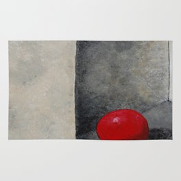 The Last Red Balloon Rug