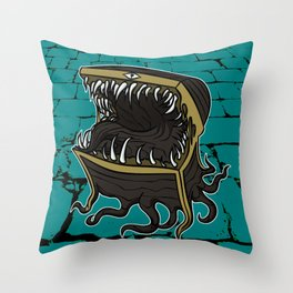 Why I have Trust Issues Throw Pillow