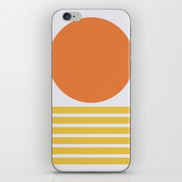 Geometric Form No.5 iPhone Skin