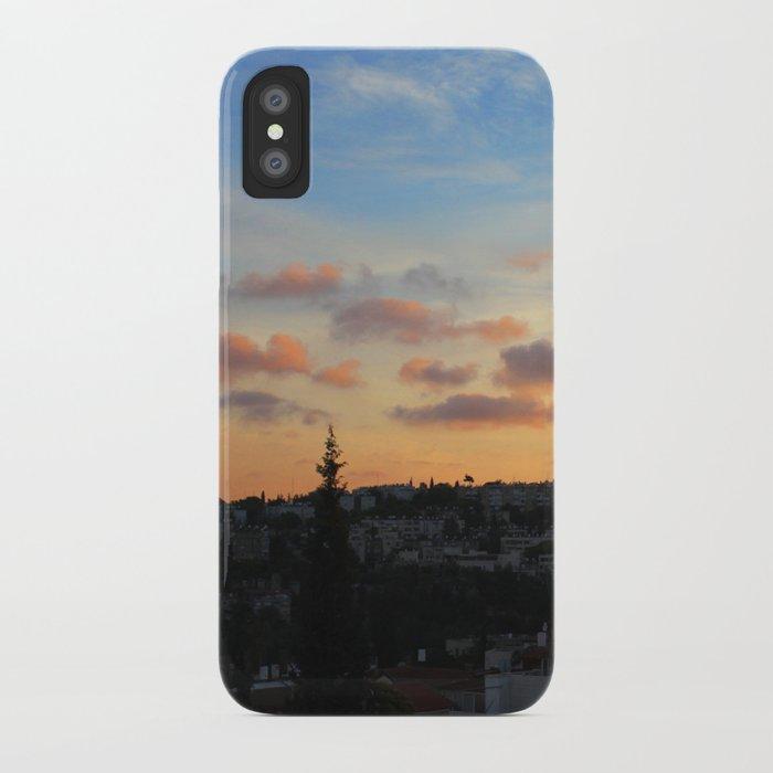 Jerusalem of Light iPhone Case