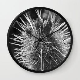 Reclamo al sol... serie 2/5 Wall Clock