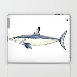 Mako shark (Isurus oxyrinchus) Laptop & iPad Skin