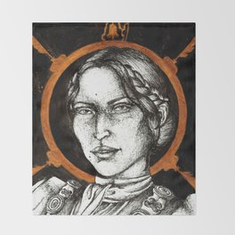 Ladies of Dragon Age: Josephine Throw Blanket