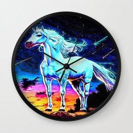 Prince Poppe Wall Clock
