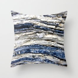 Nevada Rocks Throw Pillow
