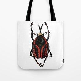 Goliath Beetle Tote Bag