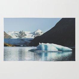 Grewingk Glacier Rug