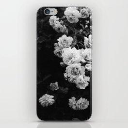 Tumbling Roses iPhone Skin