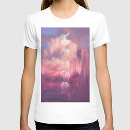 Moontime Glitches T-shirt
