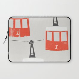 Barcelona Cable Cars Laptop Sleeve