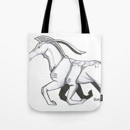 Avatar Horse Tote Bag
