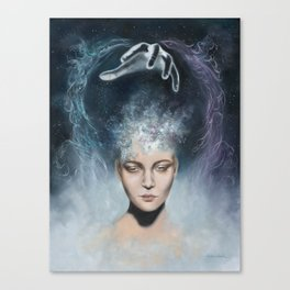 Divine Connection Canvas Print