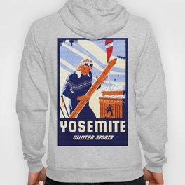 Yosemite Winter Sports Travel Hoody