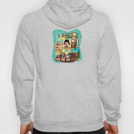 Living Retro Hoody