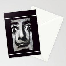 I am drugs ( Salvador Dali ) Stationery Cards