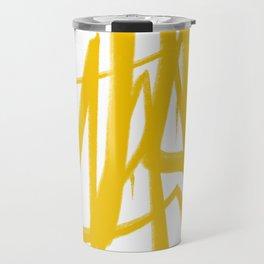 Graffiti Tag Travel Mug