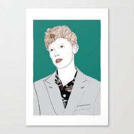 King Krule / Zoo Kid Canvas Print