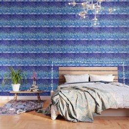 Sapphire rough cut gem Wallpaper