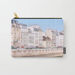 Bright Paris Carry-All Pouch