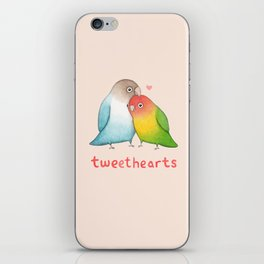 Tweethearts iPhone Skin