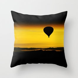 Epic Sunset Throw Pillow