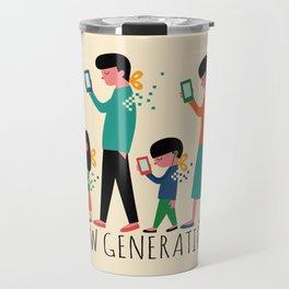 New Generation Travel Mug