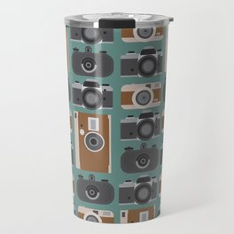 Analogue cameras Travel Mug