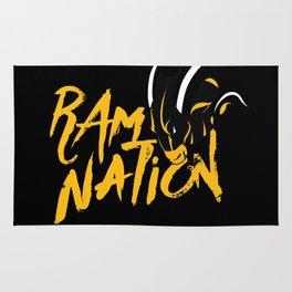 Ram Nation Rug