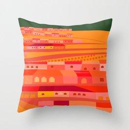 Rosarito Road Throw Pillow