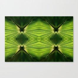 Palmetto Prism Canvas Print