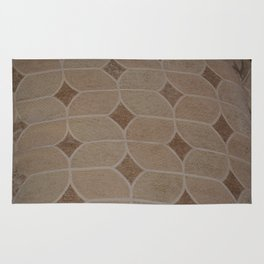 fibric pattern Rug