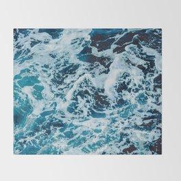 Lovely Seas Throw Blanket