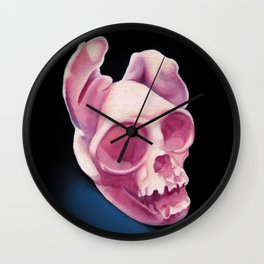 Mouse Skull Wall Clock