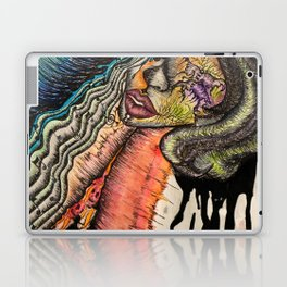 MUSIC LIFELINE Laptop & iPad Skin