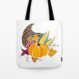 Cornucopia Halloween new shirt tshirt Tote Bag