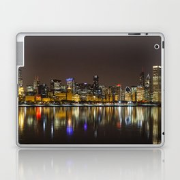 Chicago Skyline Laptop & iPad Skin
