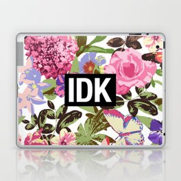 IDK Laptop & iPad Skin