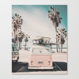 Summer Forever Canvas Print