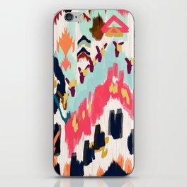 Bohemian Tribal Painting iPhone Skin