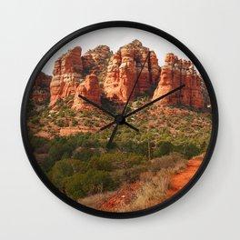 Sedona Wall Clock
