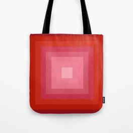Let's Boogie - abstract 70s retro art 1970s style vintage colors Tote Bag