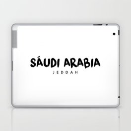 Jeddah x Saudi Arabia Laptop & iPad Skin
