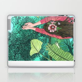 Comic Book Jungle Laptop & iPad Skin